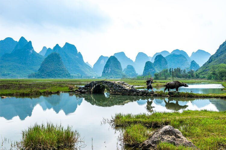 Guilin countryside
