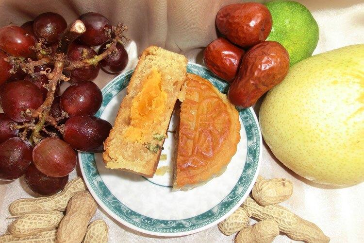 Mid-Autumn Festival Food