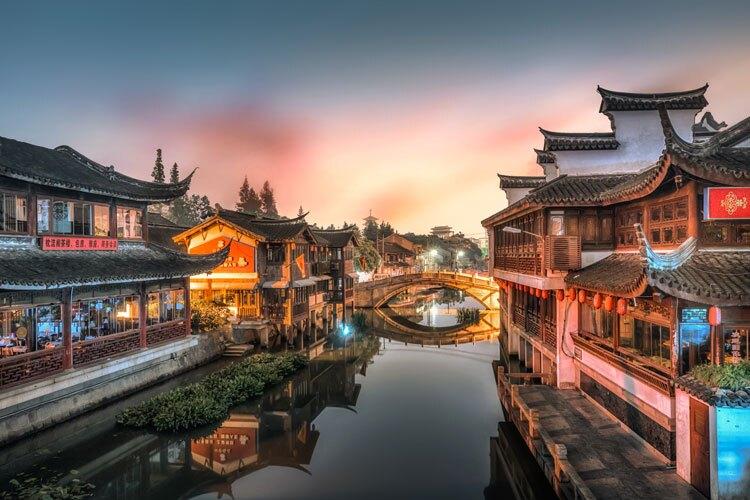 Qibao Town