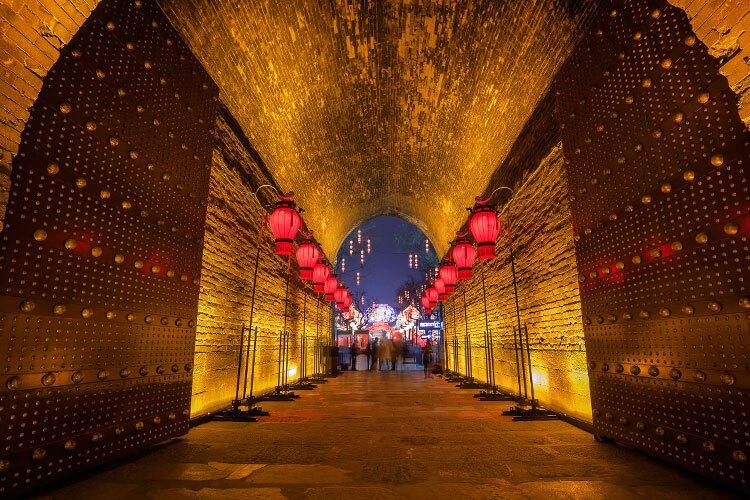 xian city gate