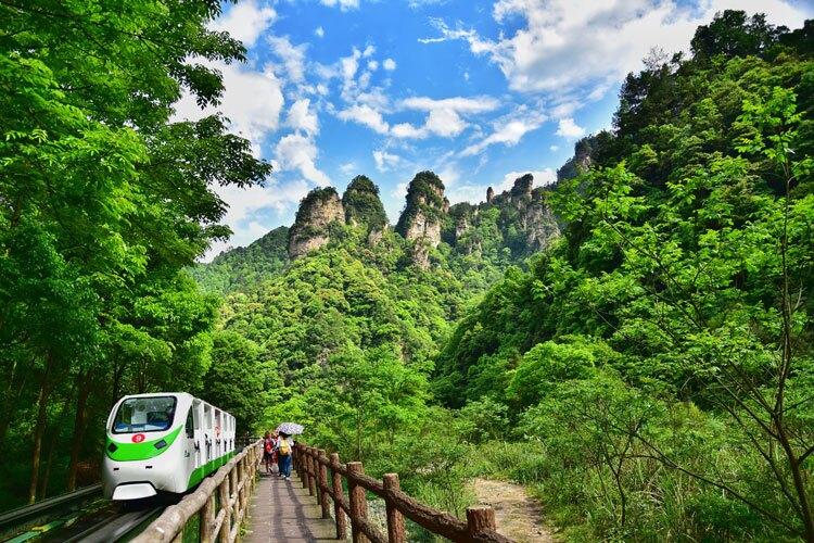 Zhangjiajie Attractions