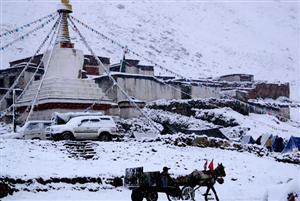 Rongbuk Monastery