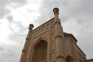 Grand Kuqa Mosque