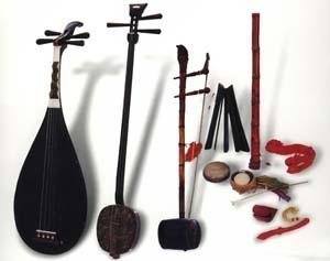 Nanyin Musci Instruments