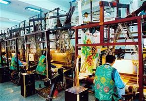 Sericulture and silk craftsmanship of China