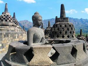 Borobudur Temple Compounds
