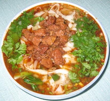 Vietnam Chicken Vermicelli