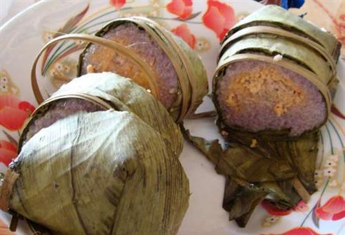 Pork Rice Dumpling