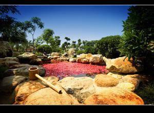 Riyuegu Hot Spring Park