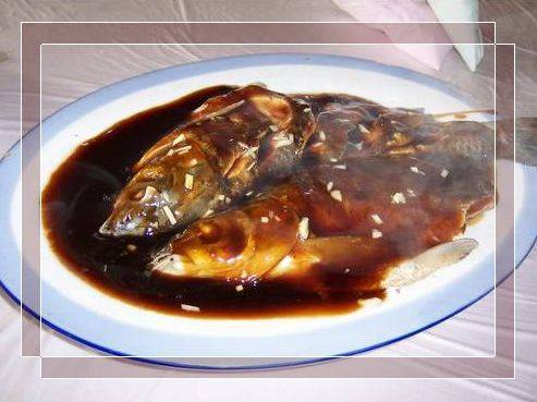 West Lake Fish With Vinegar Sauce