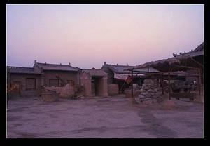 The Zhengbeibao Fortress Ruins