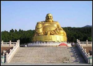 Thousand Buddha Mountain