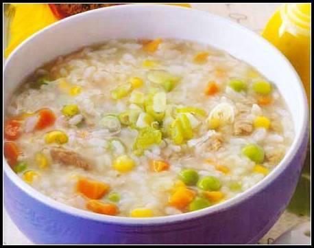 Xin Xin Sa Porridge