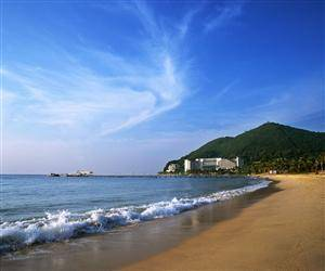 Dadonghai Tourism Zone in Sanya