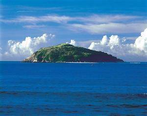 Western Island (Hawksbill Island)