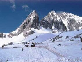 Jade Dragon Snow Mountain Ski Resort