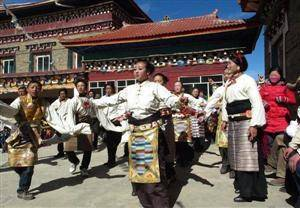 Tibet New Year Festival