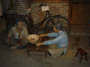 Hutong Zhang Traditional Peking Museum of Folk Art
