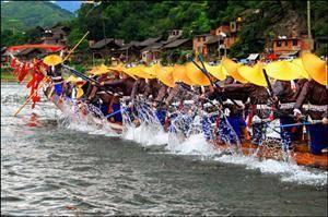 Dragon Canoe Festival