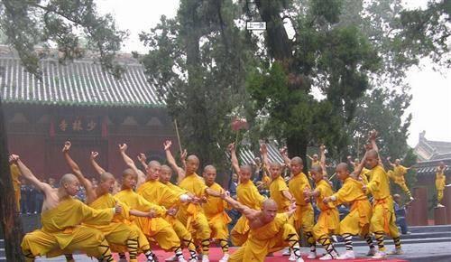 Zhengzhou Shaolin Kung Fu Festival