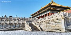 China in December