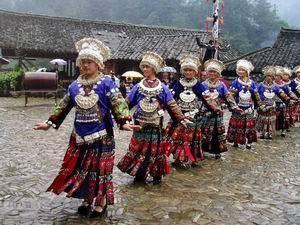 Zhouxi Miao Village