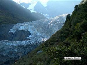 Mingyong Glaciers