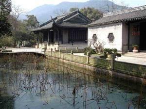 Orchid Pavilion Scenic Area