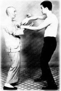 Yip Man - Bruce Lee