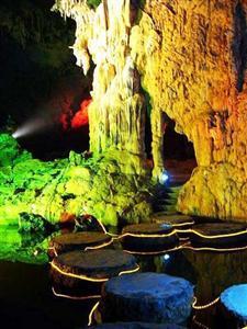 The Underground Karst Landscape