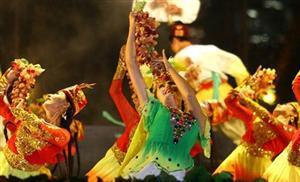 Turpan Grape Festival on the Silk Road