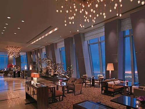 Guomao Hotel Lounge