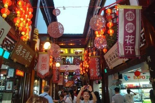 The wonders of Shanghai