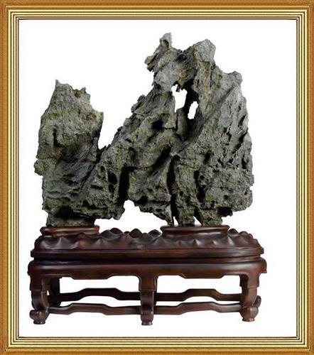 Panggong Jade In Qingshui County