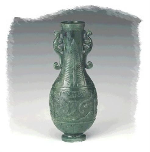 Wushan Jade Carving
