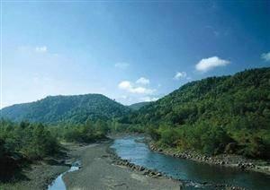 Wusu hot spring