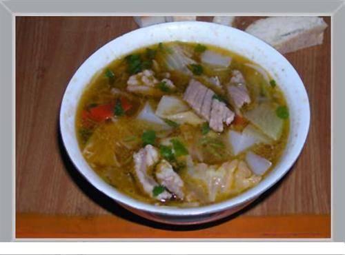 Flour Soup