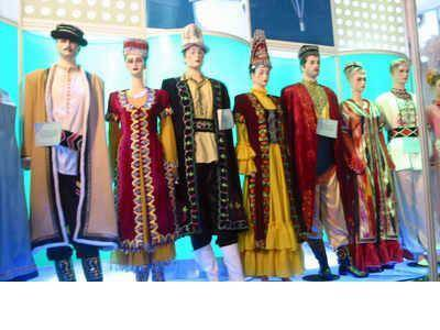 Ethnic Clothes And Embroidery