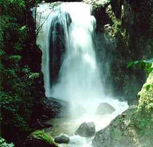 Mandian Waterfall