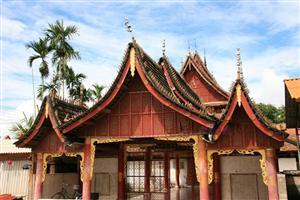 Mange Buddhist Temple