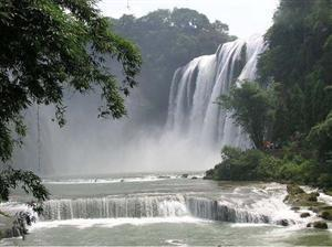 Huangguoshu Waterfalls Scenic Area