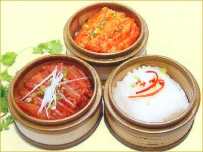 Three Braized Dishes Of Mianyang