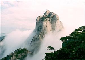 Mr. Tian Zhu Scenic Spot