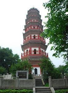 Fufengwen Tower