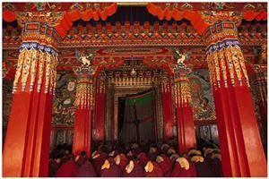 Langmu Temple