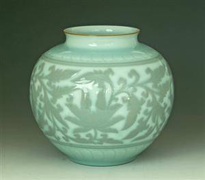 Chinese Longquan Celadon