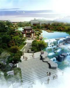 The Hanyao Ruins Park