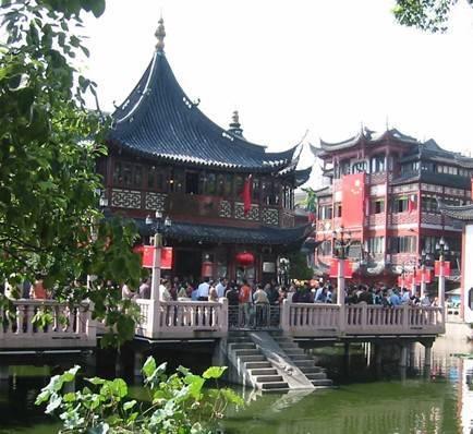 Hu Xin Ting Teahouse
