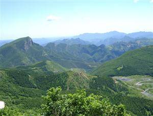 Xiayunling National Forest Park