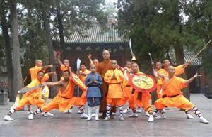 marvelous Shaolin Kung Fu